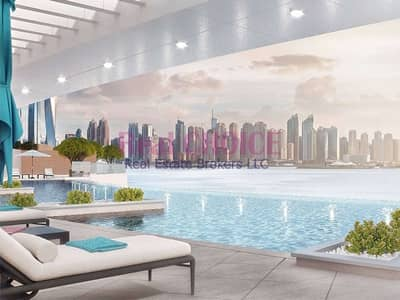 1 Bedroom Hotel Apartment for Sale in Palm Jumeirah, Dubai - Amazing 2 BR + Terrace Apartment|Lavish Sea Views