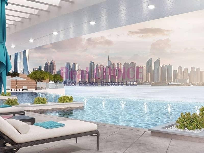 Amazing 2 BR + Terrace Apartment|Lavish Sea Views