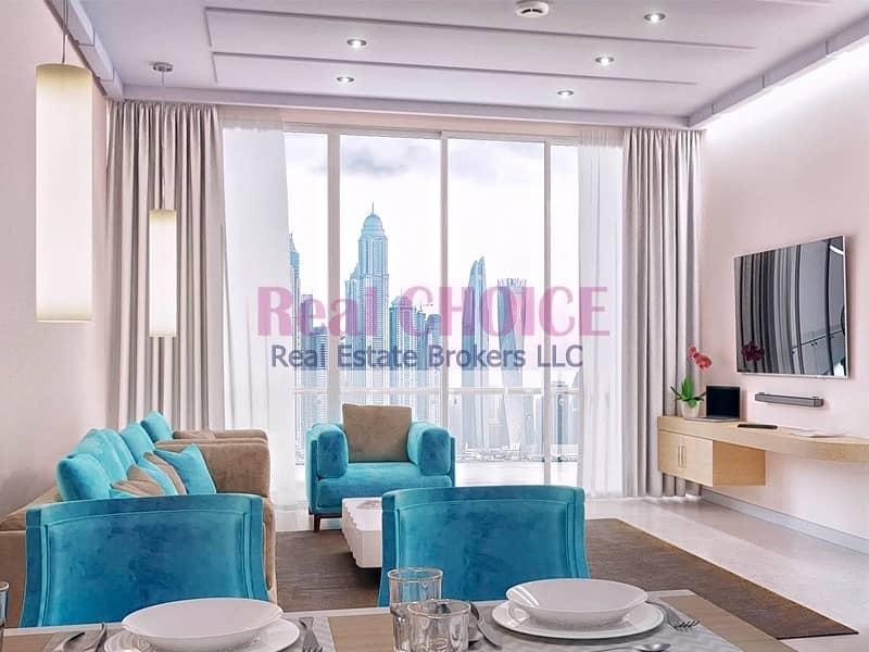 2 Amazing 2 BR + Terrace Apartment|Lavish Sea Views