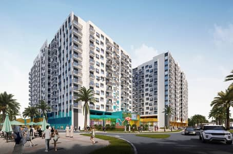 3 Bedroom Apartment for Sale in Wasl Gate, Dubai - Beautiful 3 BR APT near Ibn Battuta Mall | SZR Road