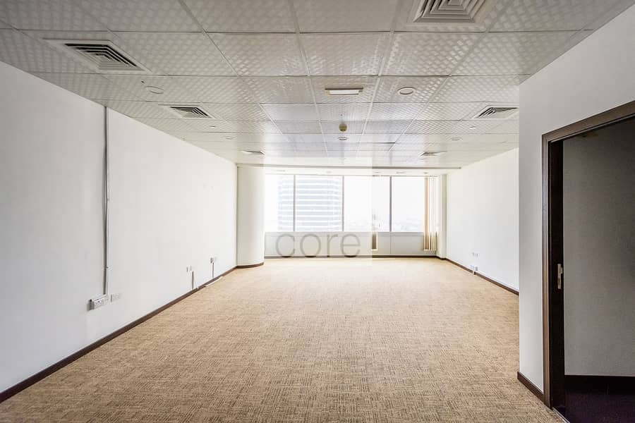 2 Well lit fitted office | Mid floor | AU Tower