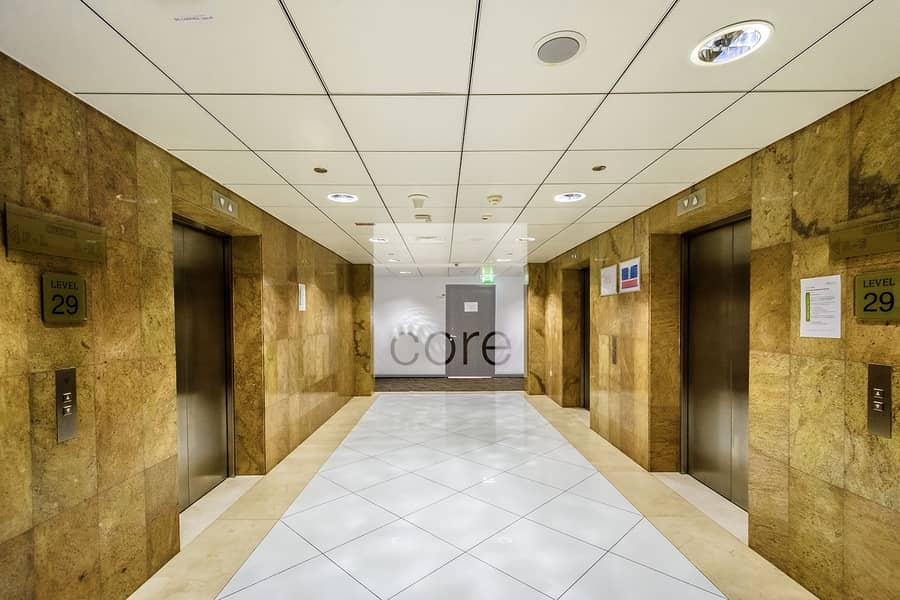10 Well lit fitted office | Mid floor | AU Tower