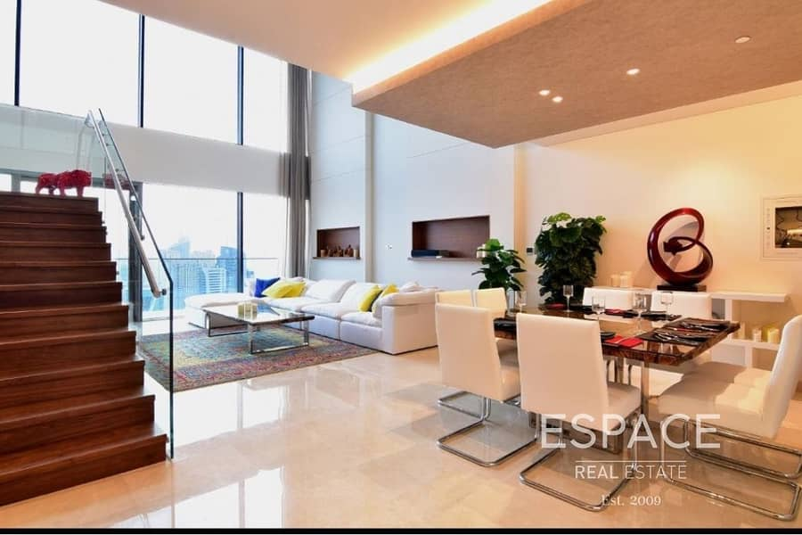 Stunning Duplex Penthouse | Vacant Now