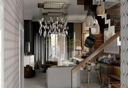 4 Bedroom Flat for Sale in Mirdif, Dubai - 4 bedroom apartment duplex for sale-Mirdif Hills
