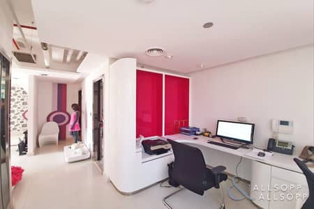 Office for Rent in Jumeirah Lake Towers (JLT), Dubai - Quality Fitted Office | Vacant | Near Metro