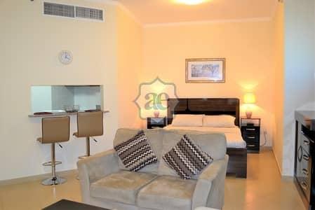 Studio for Rent in Jumeirah Lake Towers (JLT), Dubai - Bright spacious Studio for rent in JLT near metro
