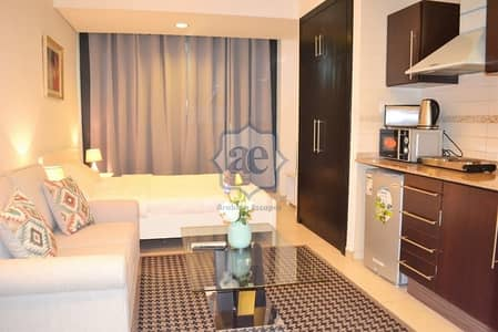 Cheap deal! Studio apartment for rent with balcony