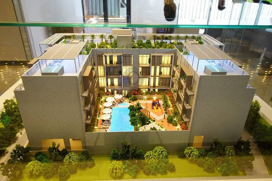13 Luxury 1 Bed Room! 5 Years Payment Plan!