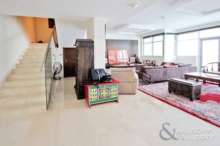 3 Bedroom Penthouse for Sale in Dubai Marina, Dubai - Penthouse | Sea & Marina Views | 4032 SqFt