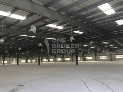 Fantastic New Warehouse At 11% Net ROI