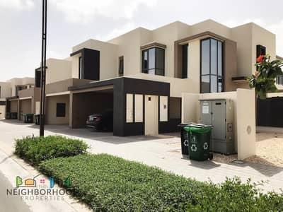 فیلا 4 غرف نوم للايجار في دبي هيلز استيت، دبي - Open House Today  I  Corner Plot I Single Row I 2E I Close to Pool + Park + Entrance