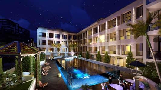 Studio for Sale in Arjan, Dubai - Fly London 8% Guaranteed Rental Returns.