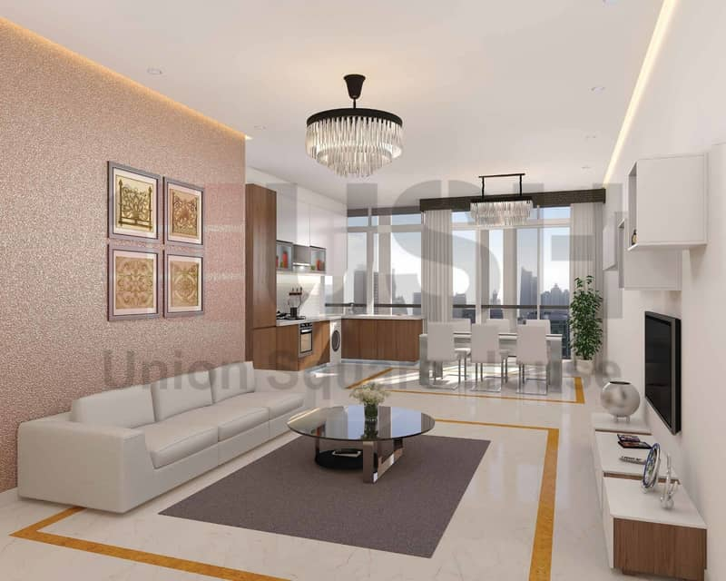 9 Bayz by Danube|Furnished Luxurious Aprt|