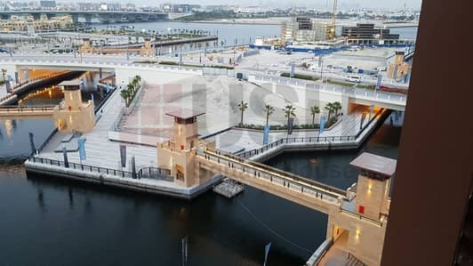 3 Bedroom Apartment for Rent in Culture Village, Dubai - Full Creek & Canal View Amazing 3BR+Maid