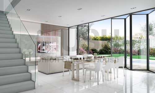 تاون هاوس 3 غرف نوم للبيع في عقارات جميرا للجولف، دبي - 4% discount|pay 70% on handover|golfview