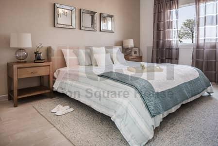 شقة 1 غرفة نوم للبيع في عقارات جميرا للجولف، دبي - ONE + STUDY 4% DLD WAIVER NO COMMISSION