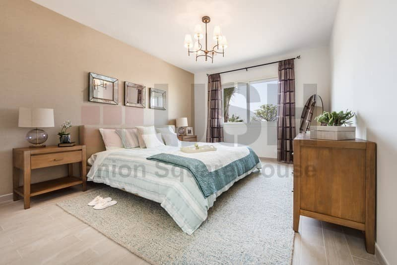 Spacious four bedroom | 2% DLD Discount