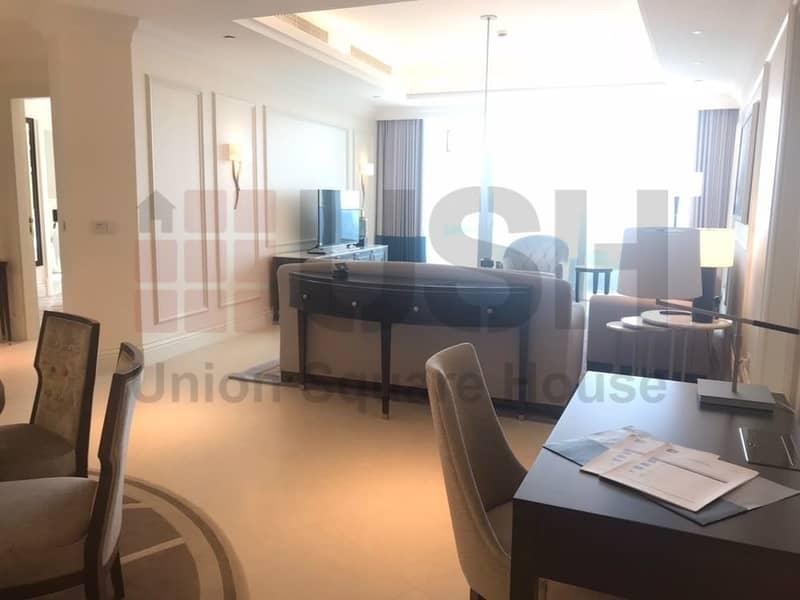 10 3 Bedroom with Full Burj Khalifa Views..