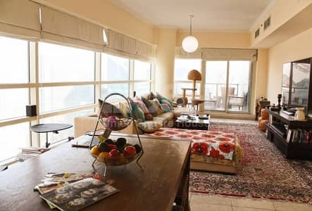 Beautiful 3 bhk with Marina view and JBR