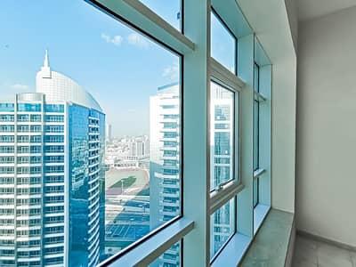 فلیٹ 2 غرفة نوم للايجار في برشا هايتس (تيكوم)، دبي - شقة في برج الفهد 2 برشا هايتس (تيكوم) 2 غرف 75000 درهم - 4527345