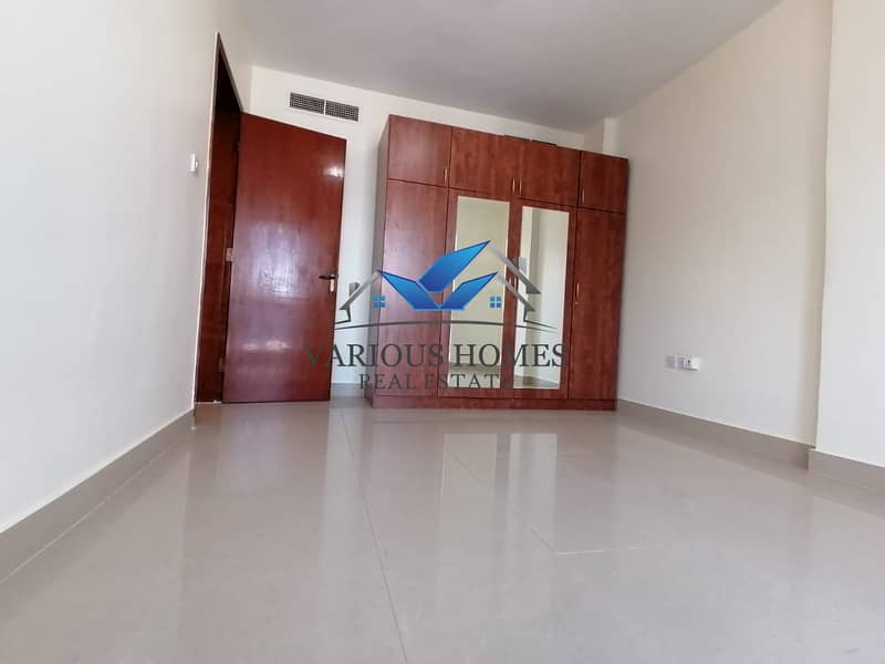 Excellent 02 BHK Hall with wardrobes 55k 4 Payment At 21 Street Al Muroor Road