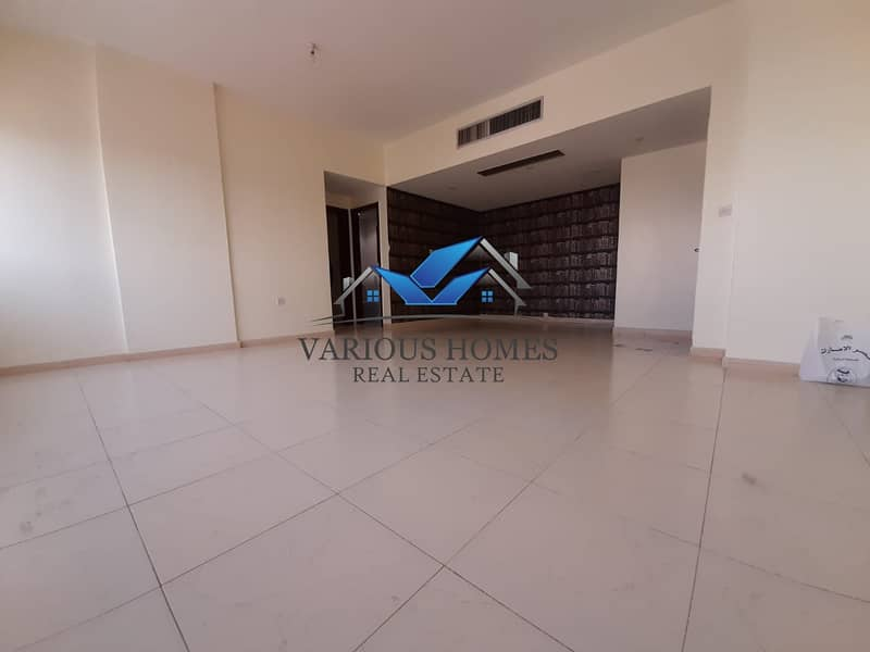Wonderful 03 Bedroom Hall Apartment 1 Master Bedroom 60k 4 Payment at 21st Muroor Road