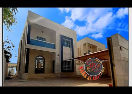 5 Bedroom Villa for Sale in Al Mowaihat, Ajman - Fantastic villa with distinctive design and attractive interface for sale - freehold for all nationalities