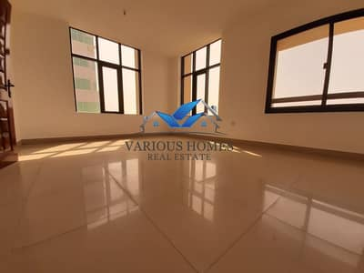 1 Bedroom Flat for Rent in Al Muroor, Abu Dhabi - Spacious 01 Bedroom Hall 2 Bathroom Apartment with Tawtheeq 44k 4 Payment at 21st Al Muroor Road