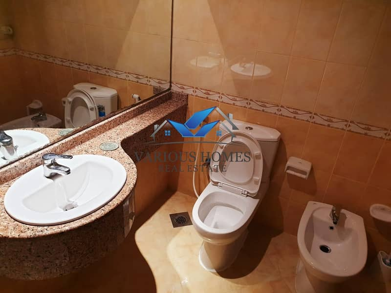 18 Beautiful 01 bedroom Hall Apartment with Tawtheeq at 21st muroor road 50-k in 04-Chq