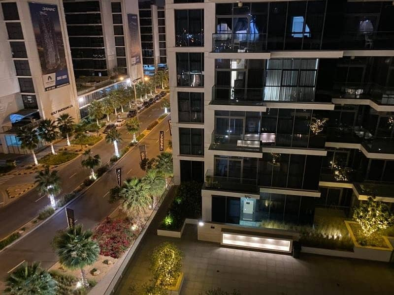 2 Fully Furnished |  Corner Apartment | Swimming pool view | Next to Carrefour.