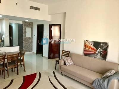 شقة 1 غرفة نوم للبيع في دبي مارينا، دبي - Fully Furnished & Equipped Brand New 1BR For rent