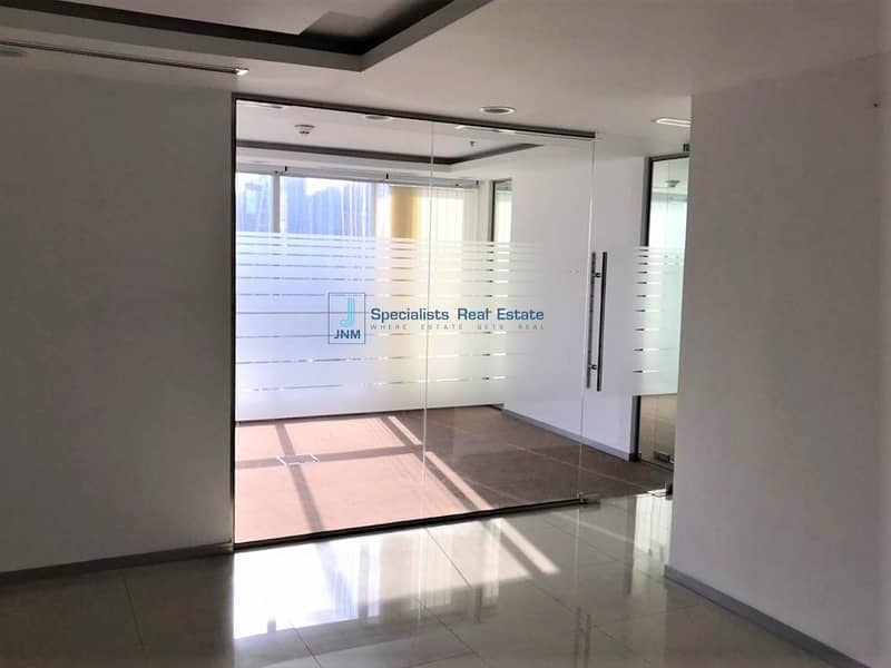 58 Fitted and Partitioned Office in JBC5 | Mid Floor
