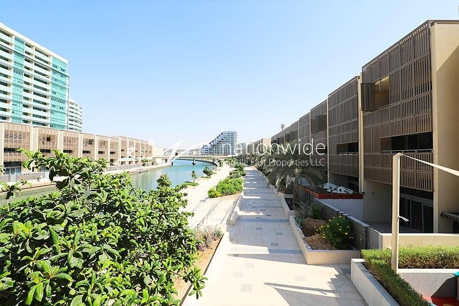 Enrapturing 4 BR Townhouse w/ Private Pool In Al Muneera