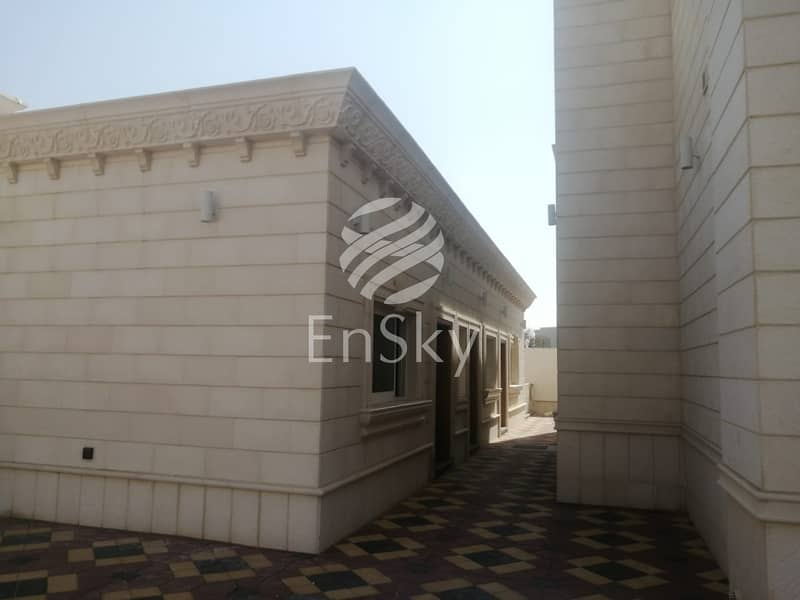 2 VIP Brand new Villa in  prime location