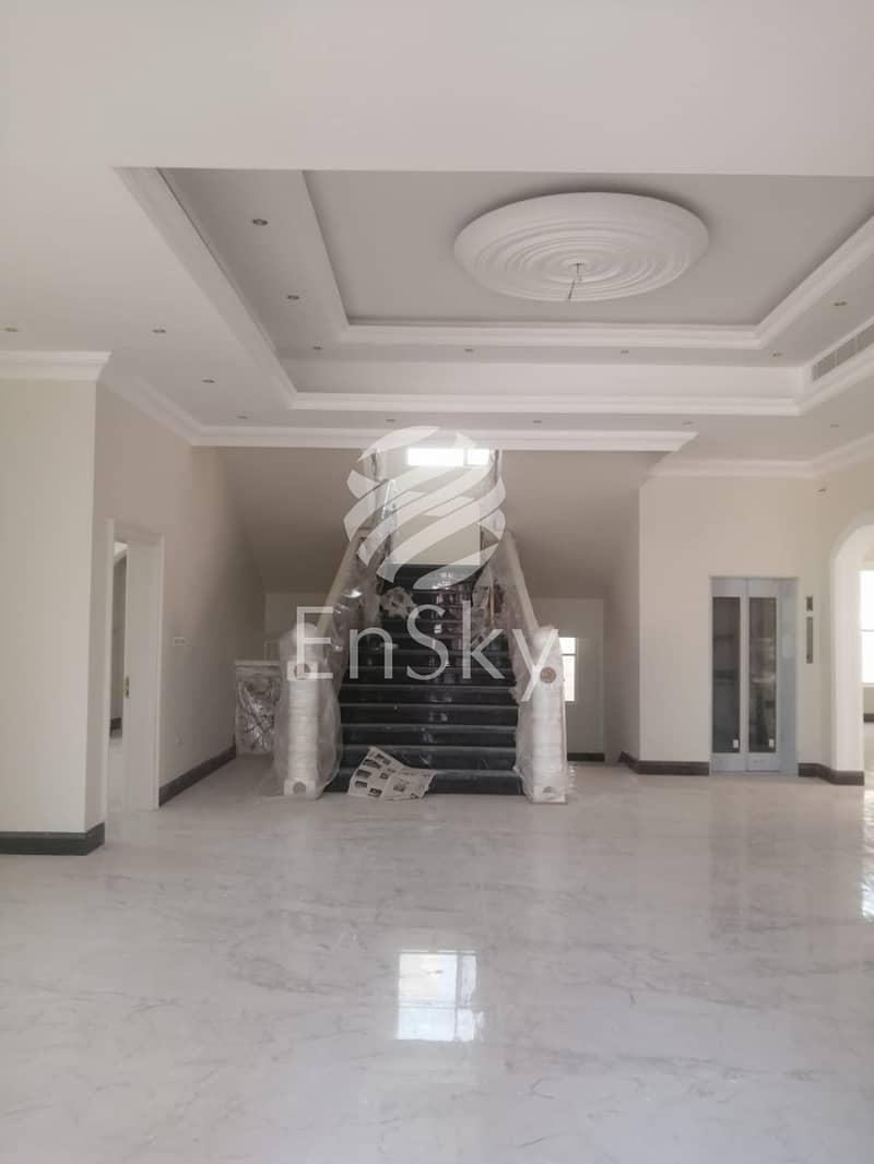 12 VIP Brand new Villa in  prime location