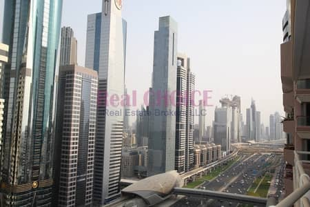 2 Bedroom Flat for Rent in Sheikh Zayed Road, Dubai - 1 Month Free Rent|2BR in 6 Payments|Chiller Free