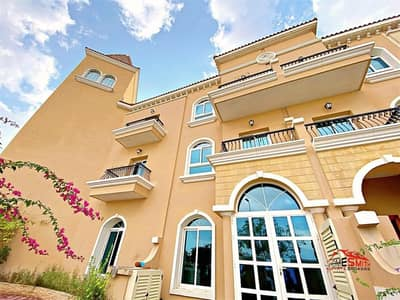 5 Bedroom Villa for Rent in Jumeirah Village Circle (JVC), Dubai - Upgraded | Unfurnished | Vacant | Great Location