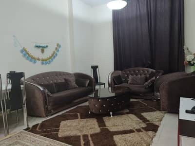 1 Bedroom Apartment for Sale in Dubai Silicon Oasis, Dubai - Furnished One Bed  Room For Sale in Palace Tower.