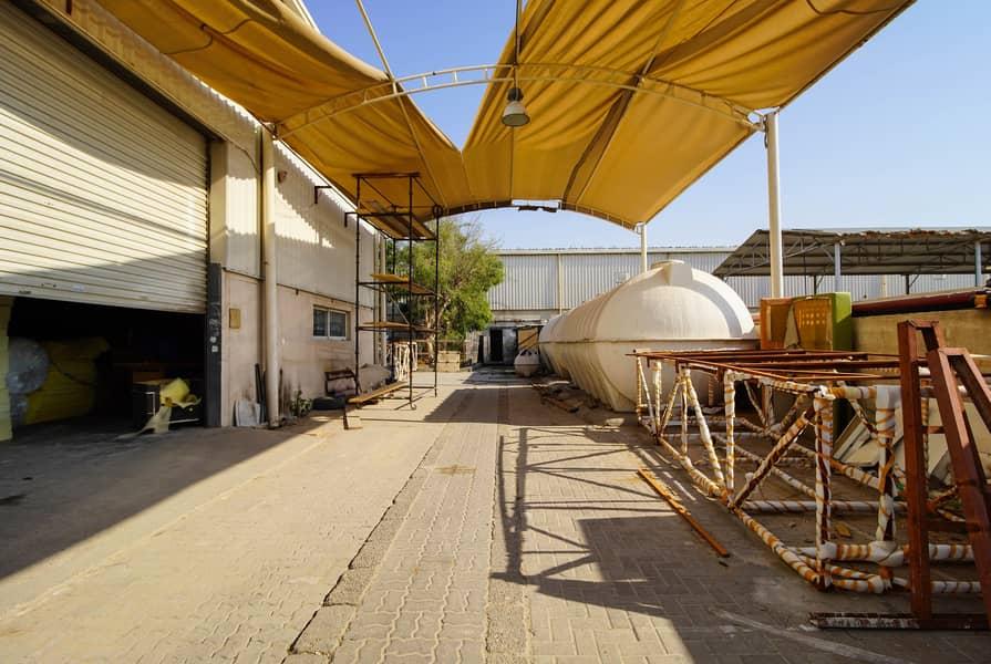 13 Multipurpose Warehouse in Al Quoz | 75KW Power