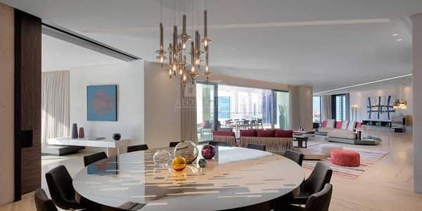 بنتهاوس 5 غرف نوم للبيع في الخليج التجاري، دبي - Full Floor Luxurious 5 Bed Penthouse - Volante