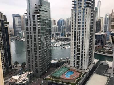 Full Marina View,2BR+Storage and Balcony