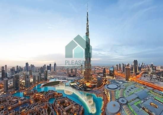 Burj Khalifa Luxuries 3 Bedroom + Maids + Study For Rent!!!