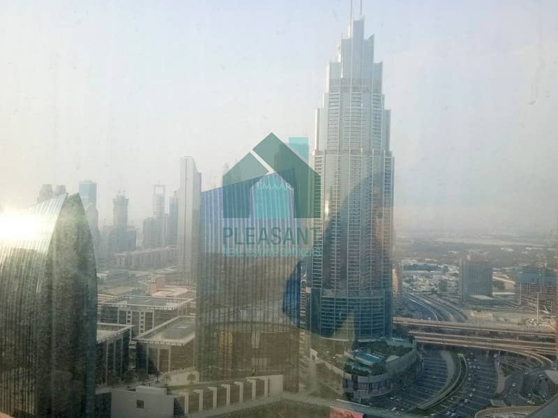16 Burj Khalifa Luxuries 3 Bedroom + Maids + Study For Rent!!!