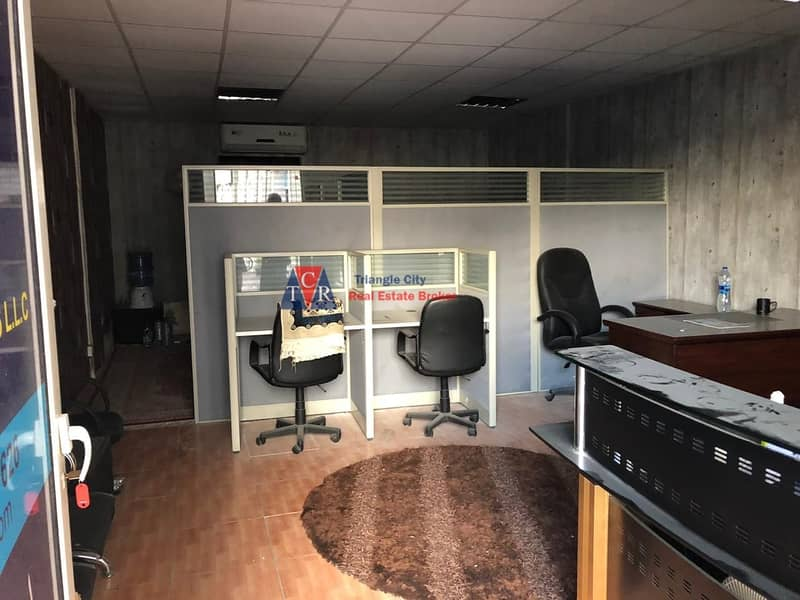 Ready shop for rent France cluster good locations.