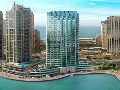 Premium Waterfront Apts in LIV Residence
