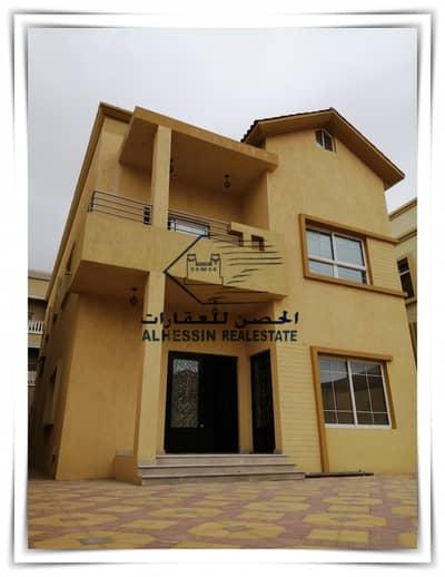 فیلا 5 غرف نوم للبيع في المويهات، عجمان - فيلا فخمة بتصميم رائع و سعر جذاب