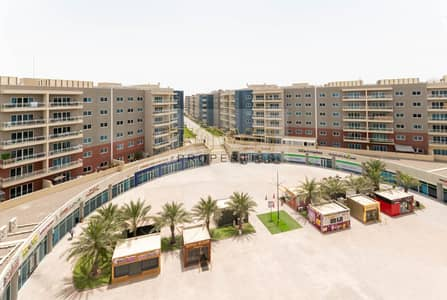 1 Bedroom Flat for Rent in Al Reef, Abu Dhabi - Vacant  Now! Huge 1BR with Balcony & good view!