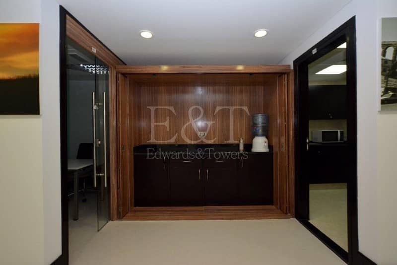 2 |Move in Sea View Office Hamdan Services included|