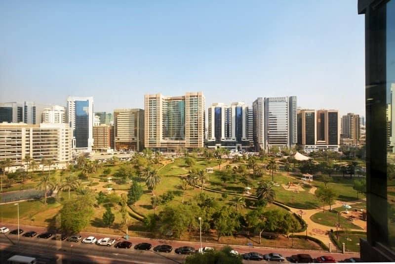 2  Move in Sea View Office Hamdan Services included 
