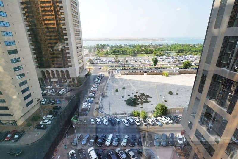 11  Move in Sea View Office Hamdan Services included 